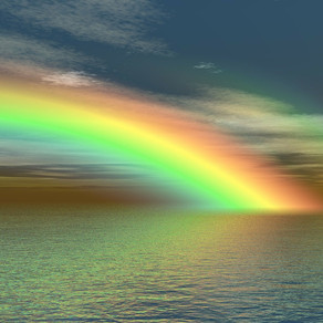 Where does the rainbow take you?