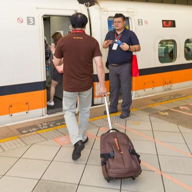 Taiwan's High Speed Rail