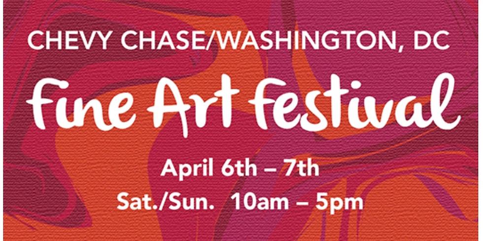 Chevy Chase Washington DC Fine Art Festival