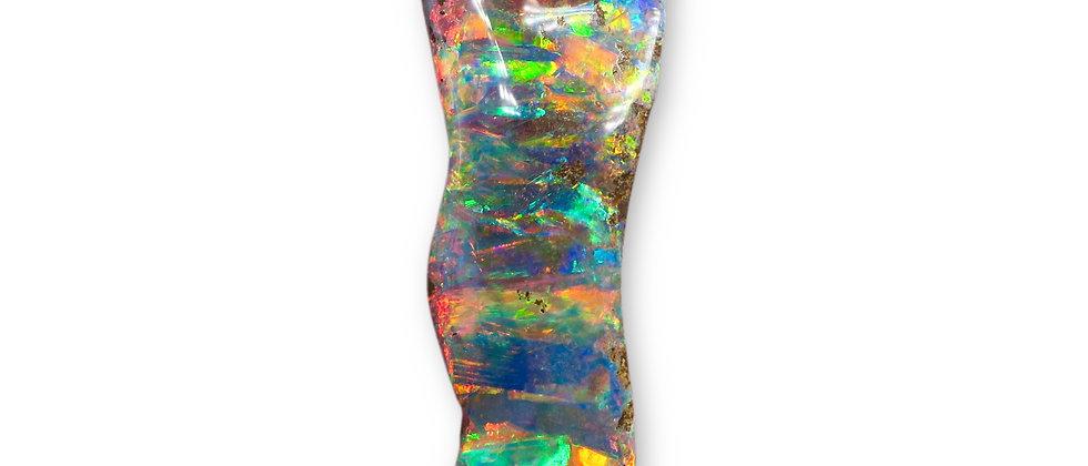 6.16 ct Boulder Opal | 26.1 x 8.8 mm