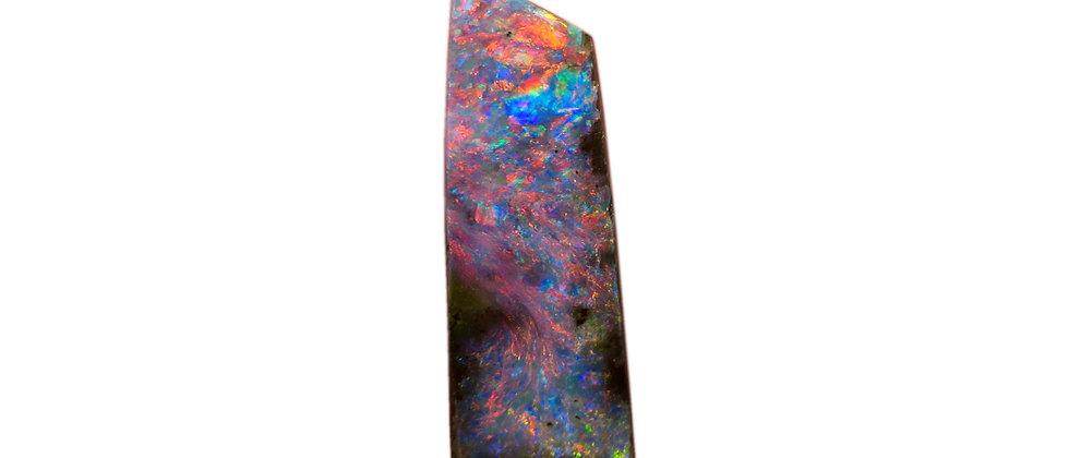5.19 ct Boulder Opal | 22 x 8.1 mm