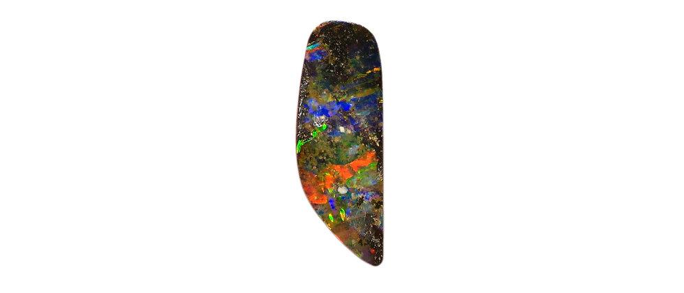 4.72 ct Boulder Opal | 18 x 6.6 mm