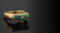 Hopkins Opal | Fine Australian Opal | Lightning Ridge Black Opal Jewelry