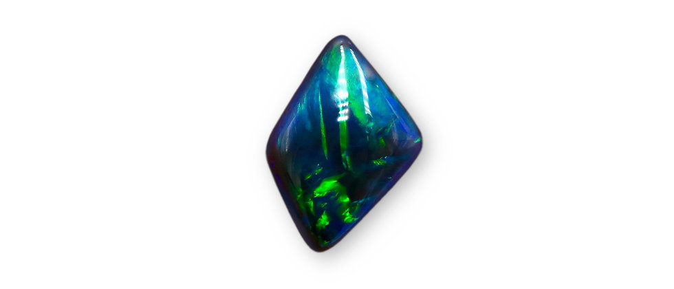 2.84 ct Black Opal | 12.9 x 9.3 mm