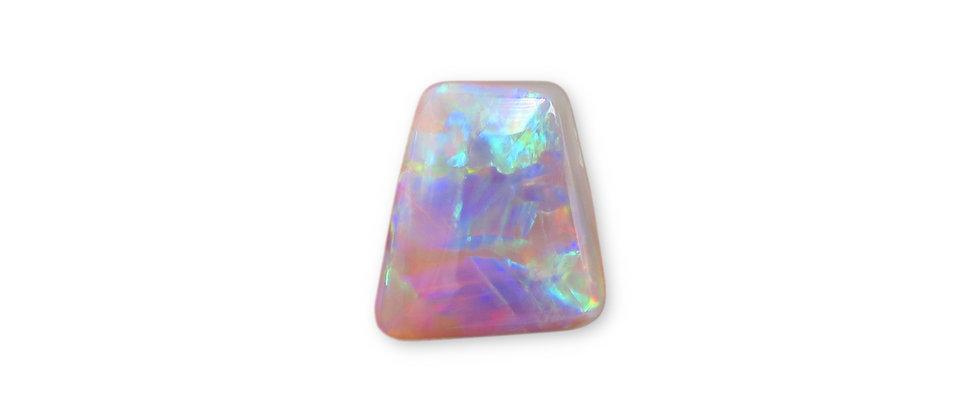 2.10 ct Semi-Black Opal | 10 x 8.8 mm