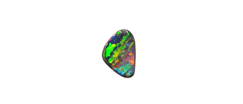 0.80 ct Boulder Opal | 7.8 x 5.3 mm