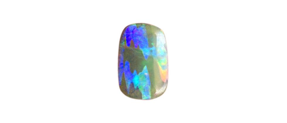 4.14 ct Boulder Opal | 13.5 x 8.8 mm
