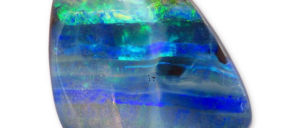 40.32 ct Free-Form Boulder Opal