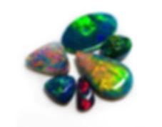 Hopkins Opal   Fine Australian Opal   Lightning Ridge Black Opal