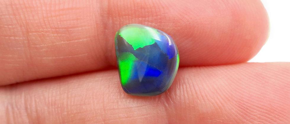 1.38 ct Semi-Black Opal
