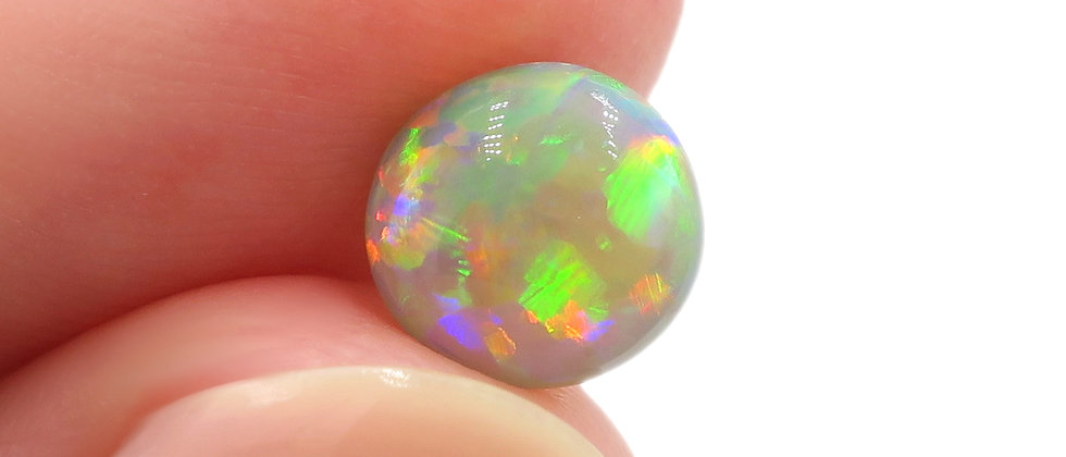 1.17 ct Crystal Opal | 7.4 x 7.1 mm