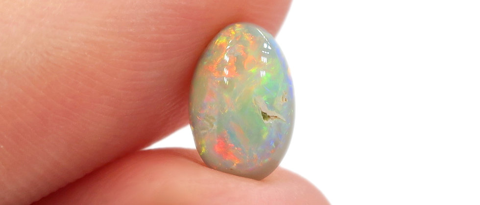 1.12 ct Light Opal | 8.7 x 5.7 mm