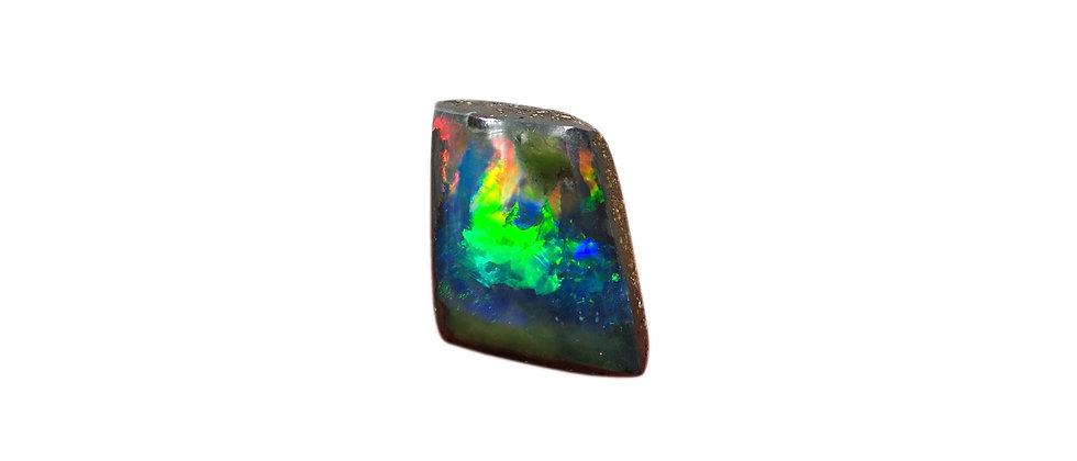 3.46 ct Boulder Opal | 9.1 x 7.5 mm