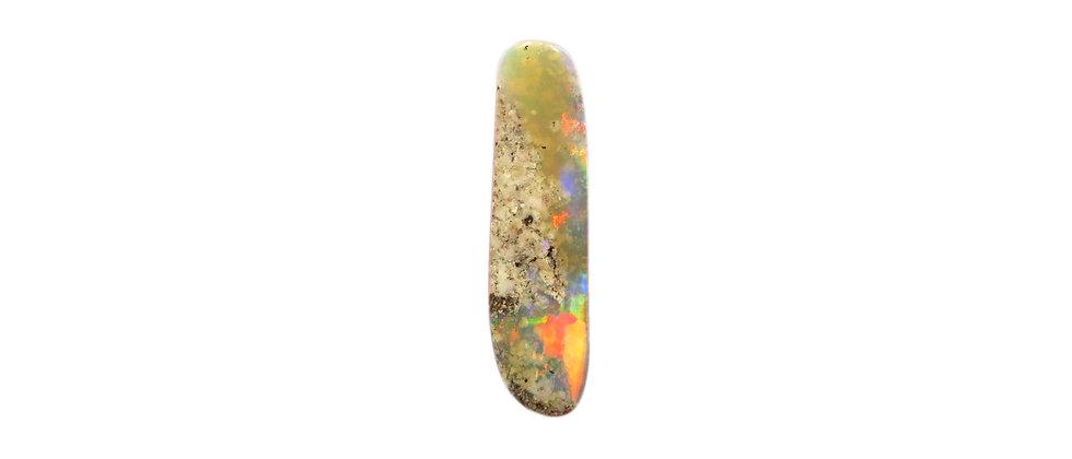 2.79 ct Boulder Opal | 20.5 x 5.5 mm
