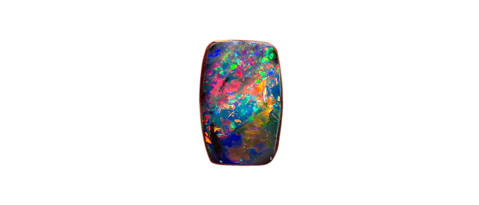 2.53 ct Boulder Opal | 12.3 x 8.1 mm