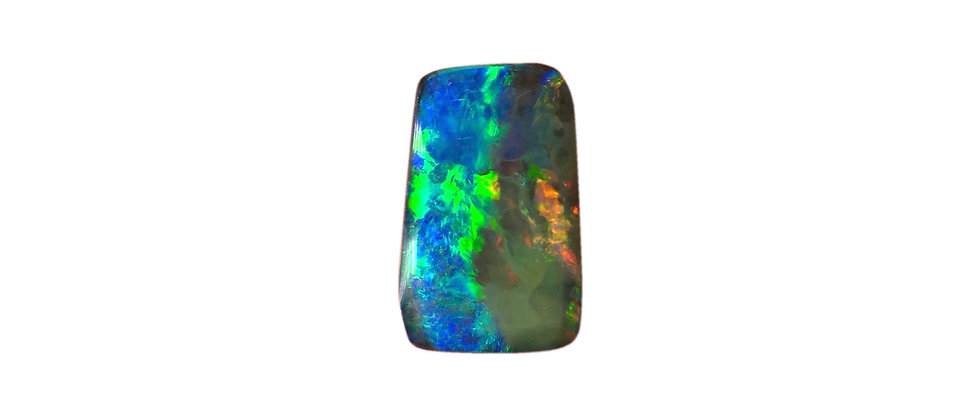 2.98 ct Boulder Opal   12.2 x 7. 7 mm