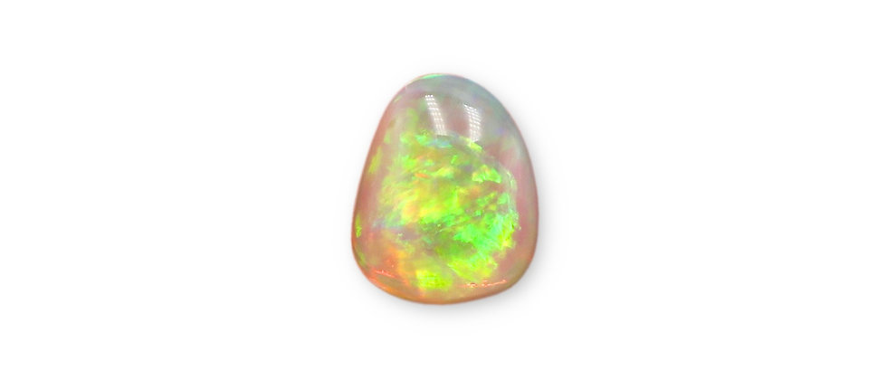 1.47 ct Crystal Opal | 8.5 x 7 mm