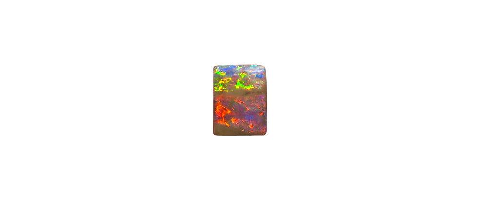 1.71 ct Boulder Opal | 7.4 x 5.7 mm