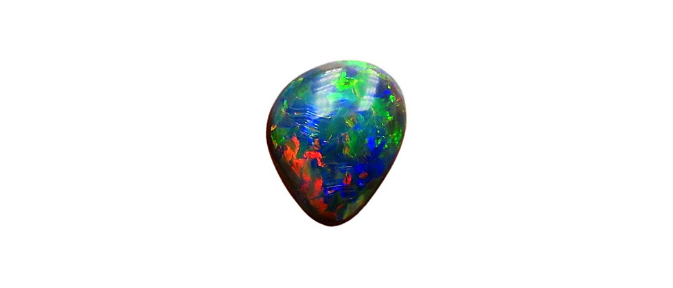 1.47 ct Black Opal | 9.71 x 7.80 mm