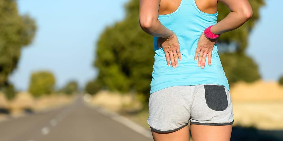 Mal di schiena e sport, come trovare un alleato nella vostra attività