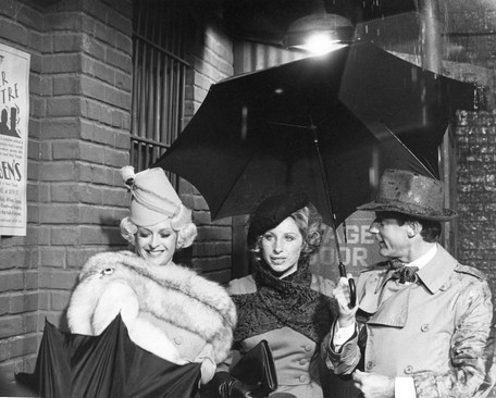 As Norma Butler in Funny Lady with Barbara Streisand & Roddy McDowall