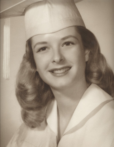 Hollywood High Graduation Photo 1960
