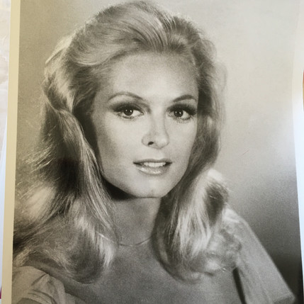 Columbia Pictures Puclicity Headshot 1978