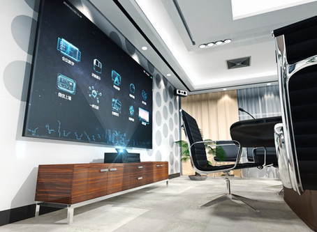 The Revolution in Integrating Office Audiovisual Technology