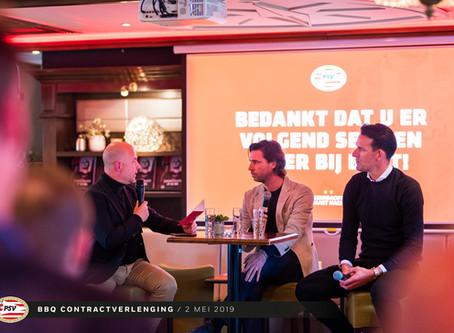 PSV Eindhoven nodigt BlueTea uit voor netwerkbijeenkomst
