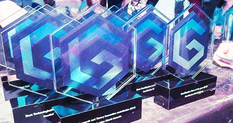 Winnaar prestigieuze GWC award!