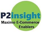 P2insight color logo_MaximoECommerceEnab