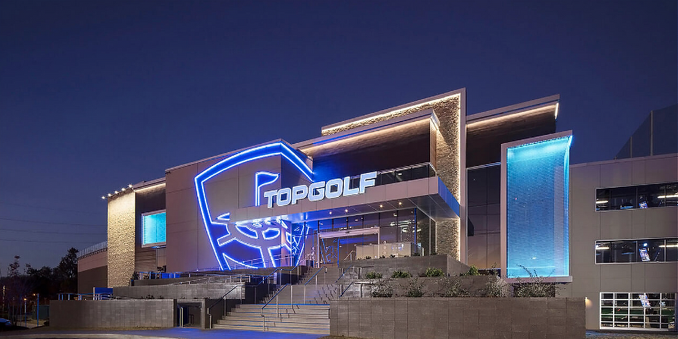 Pre-conference TOPGOLF Outing