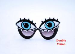 Double Vision - Surreal Cartoon Anime Ey