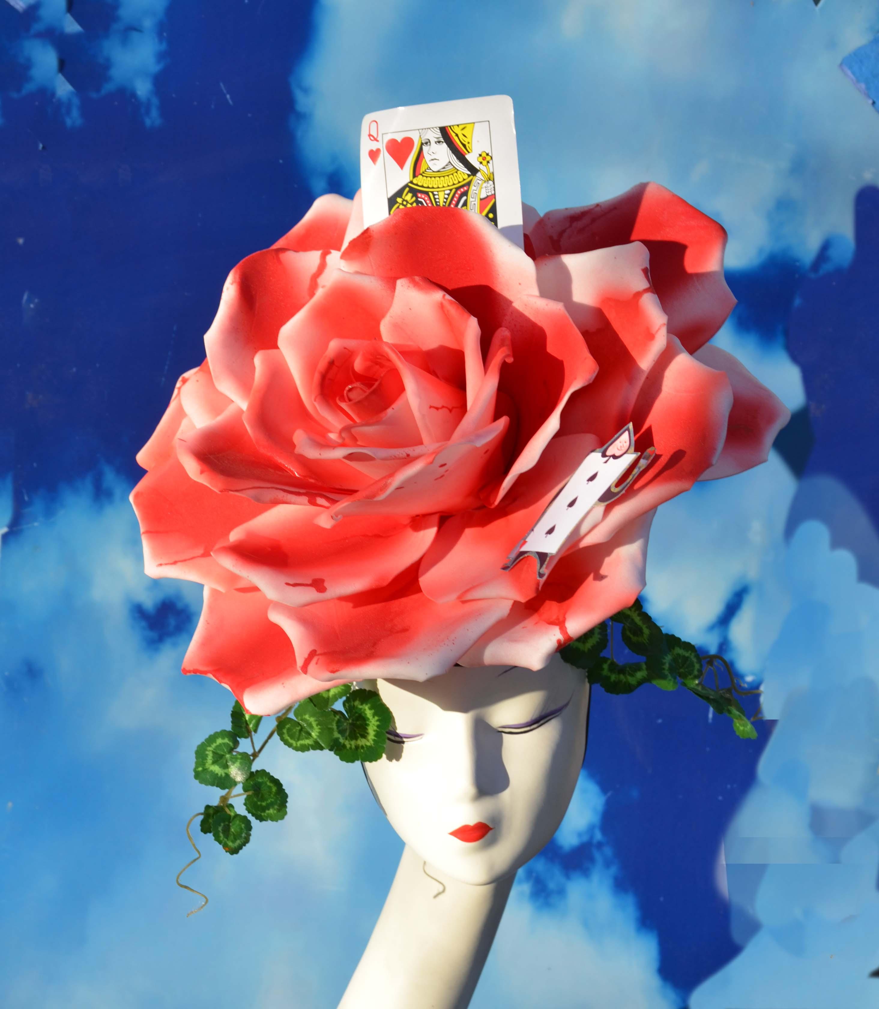 Red Rose Queen