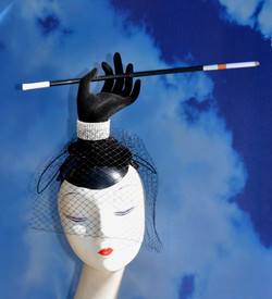 Smoking Hand Hat