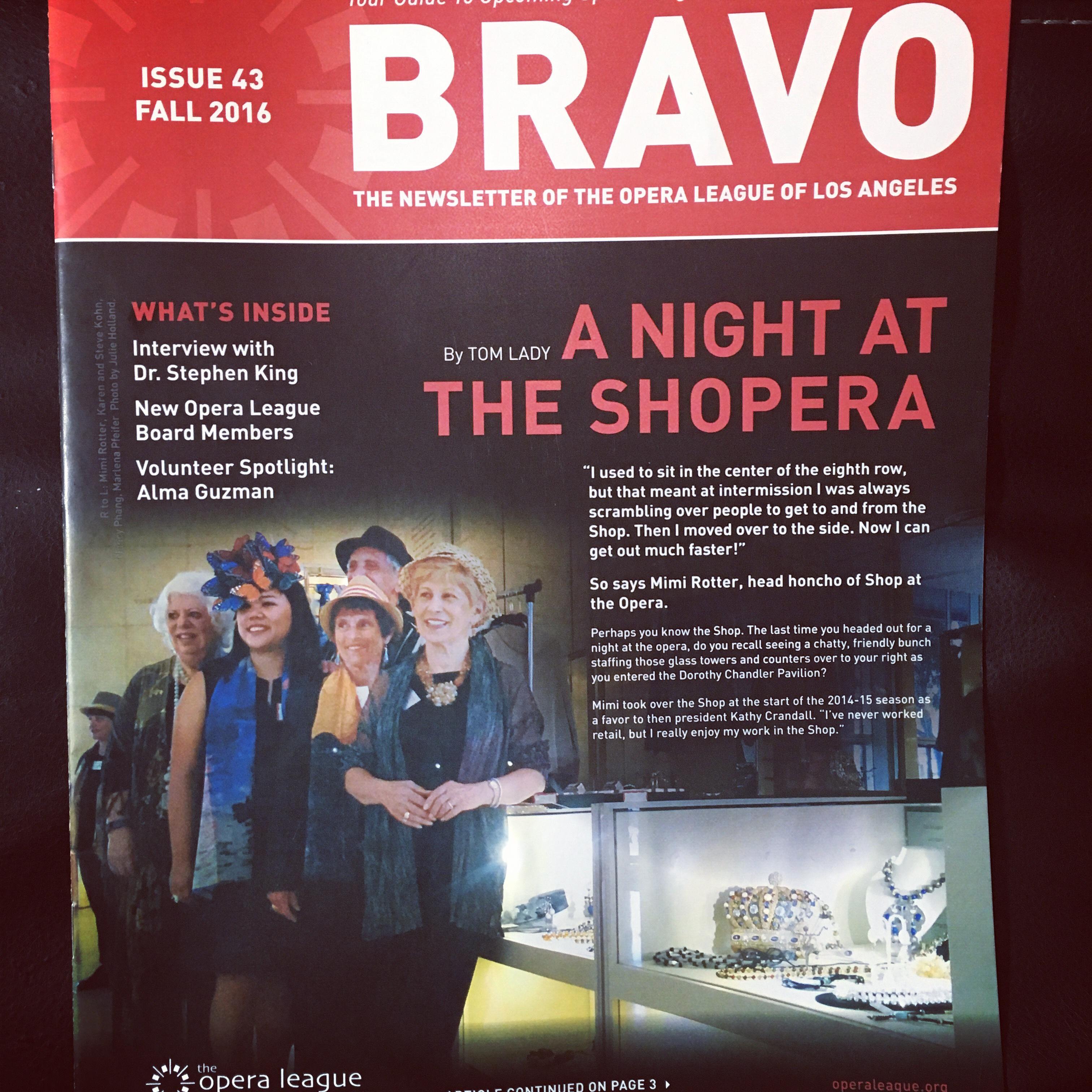 Bravo Magazine