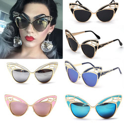 Fab Hatters Butterfly Sunglasses