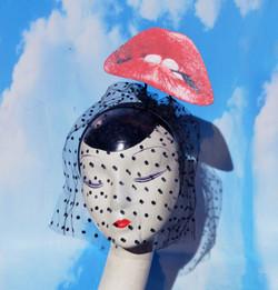 RHPS Rocky Horror Lips Costume Headband