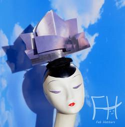 Disney Concert Hall Surrealist Hat