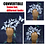 """Thumbnail: The """"Issie"""" - Dramatic Adjustable White Feather Butterfly Headband Headdress"""