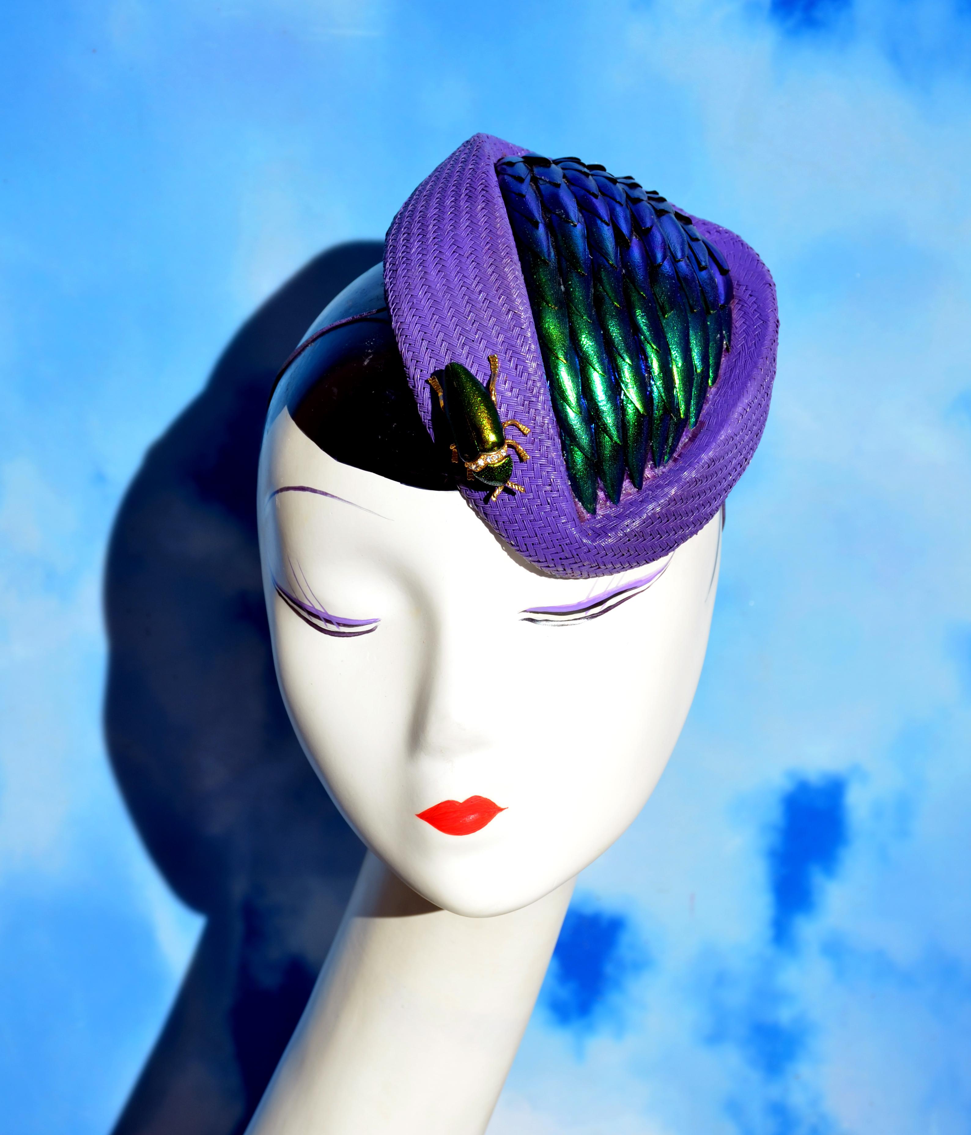 Beetle Hat