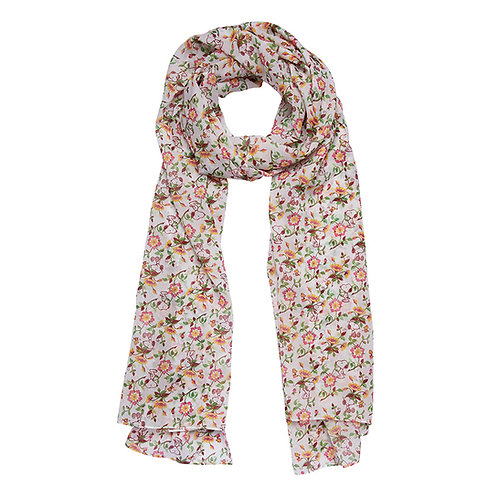 Snoopy & Woodstock Large Neck Scarf  | PEANUTS