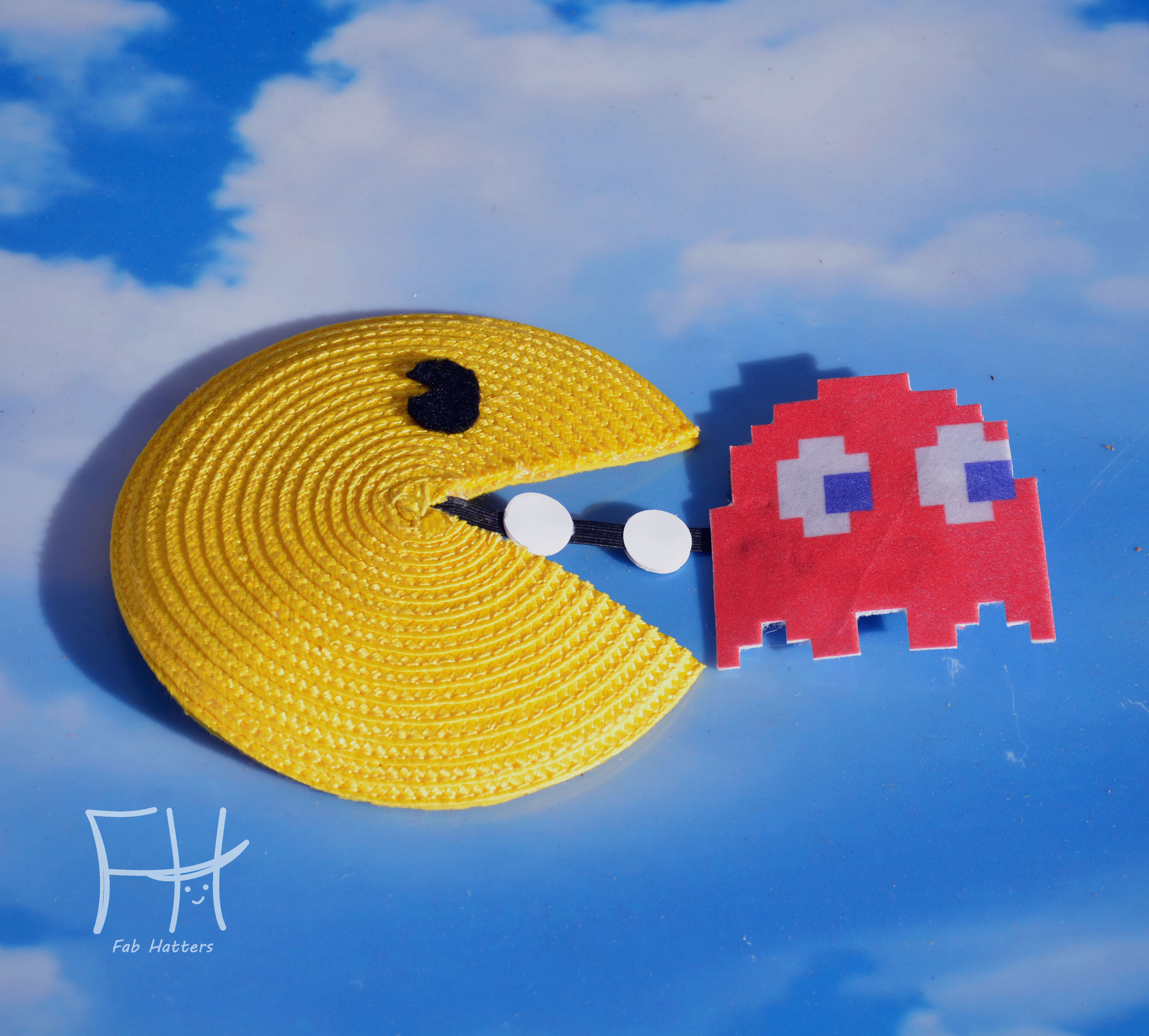 Pacman Straw