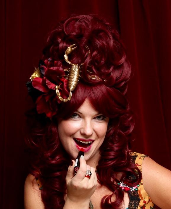 Glenna - Scorpion Hair Clip