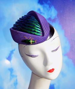 Beetle Wing Hat