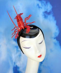 Lobster Side Headband