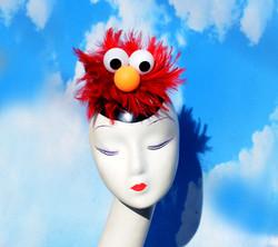 Sesame Street Elmo Costume Hat