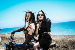 Violet Chachki & Allie X