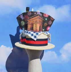 Gay Paris Costume Hat (2)