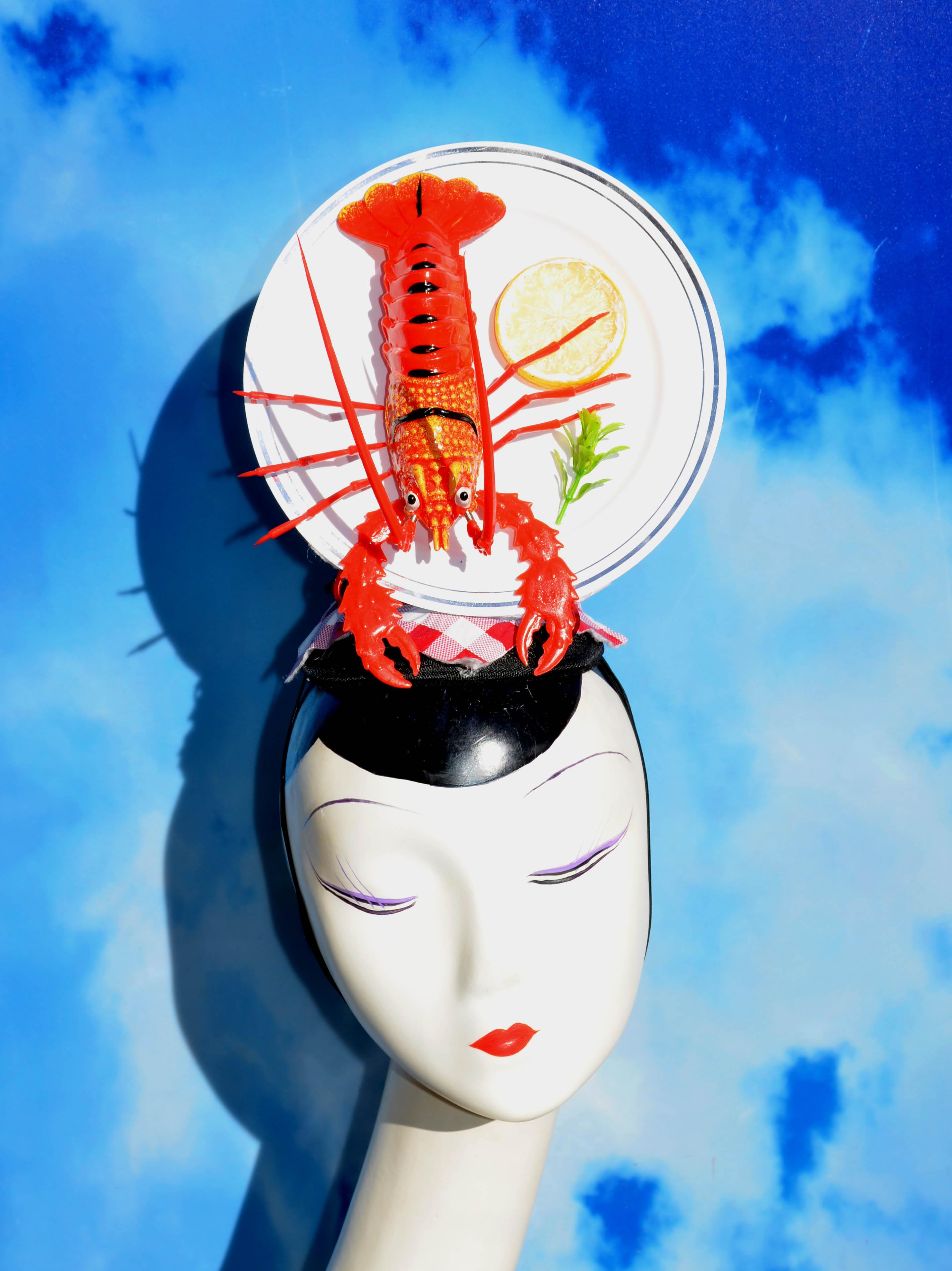 Lobster Dinner Tilt Hat